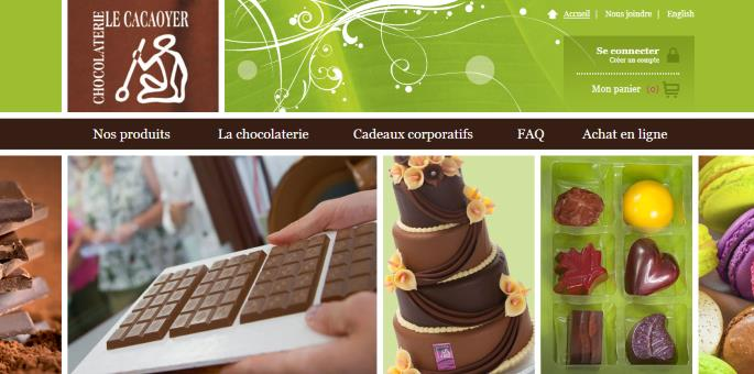 Cacaoyer Chocolate Factory