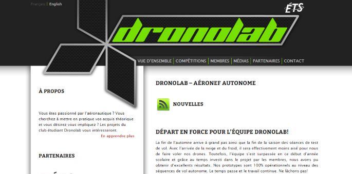 Dronolab