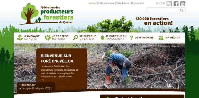 Federation of Quebec Forest Producers