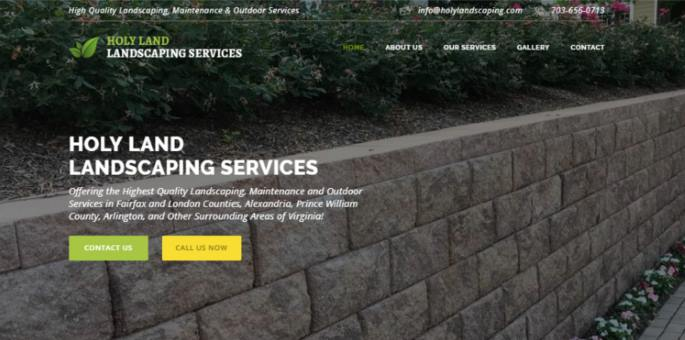 Holy Land Landscaping Services