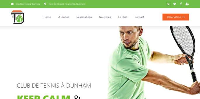Tennis Dunham